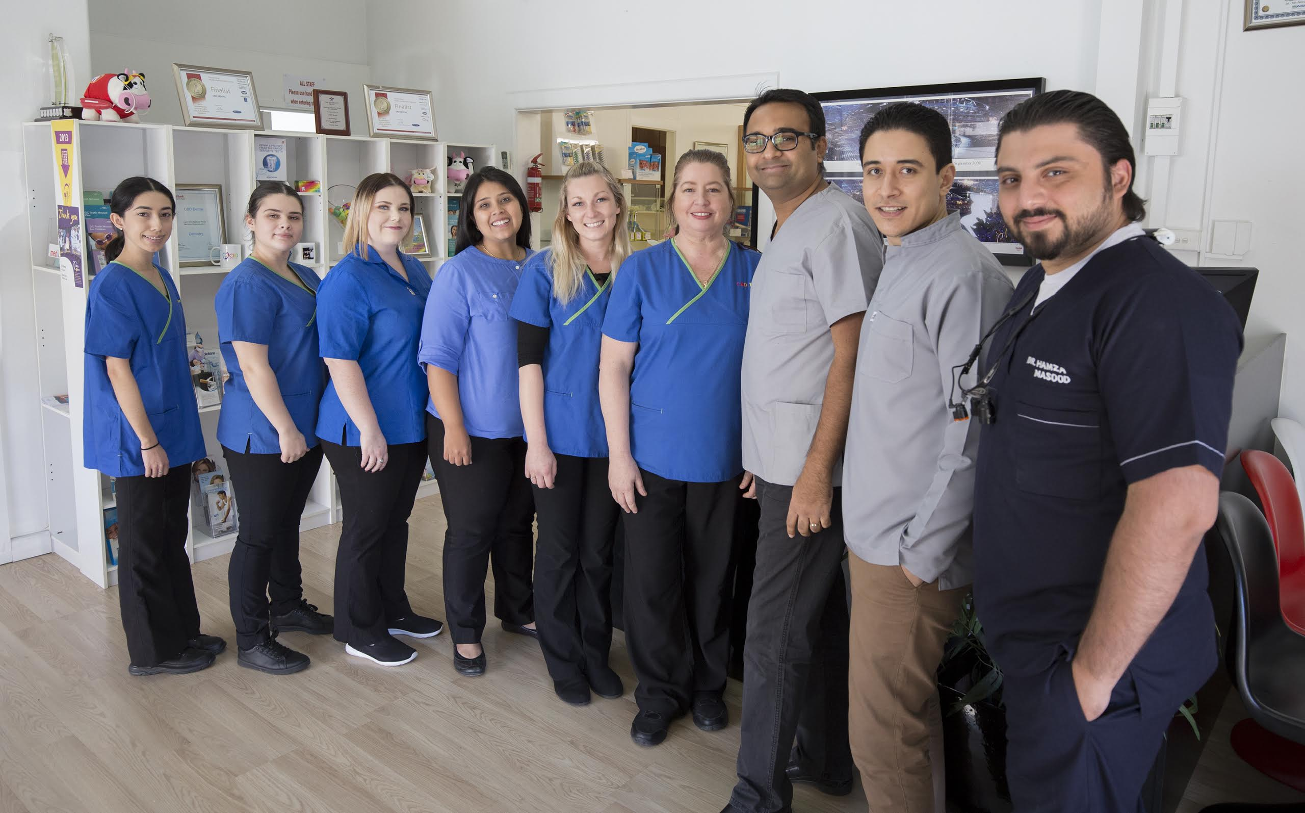 cbd dental team